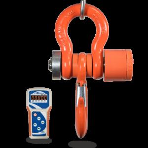 Gancho de peso ligero Para su uso en almacenes y plantas de producción, con mando a distancia ergonómico