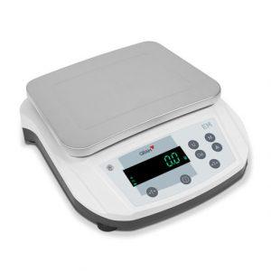 Balanza EM – Grandes pesadas .Cálculo de número de piezas.
